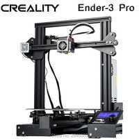 CREALITY 3D Ender-3 PRO 3D Imprimante Amélioré Cmagnet Plaque de Construction Cv Panne De Courant Impression kit de bricolage MeanWell Alimentation