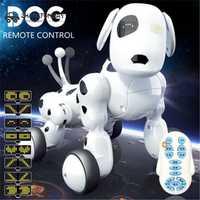 Kaizhi-control remoto inalámbrico robot inteligente perro Wang Xing eléctrica perro de educación temprana juguetes educativos para los niños