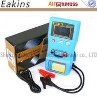 2IN1Auto-ranging condensador ESR low ohm meter capacitancia corriente constante ESR capacotance medidor 100vA a 50mA MEC100 multímetro