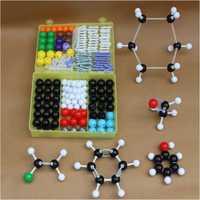 269 unids/lote modelo Molecular Kit-General y la química orgánica para laboratorio de la escuela de enseñanza investigación 06202