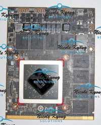 100% 06W46K FirePro M8900 HD6970M HD 6970 M 2G MXM3.0 DDR5 VGA tarjeta de Video para Dell Alienware M17x R3 R4 R5 M6600