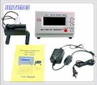 Montre mécanique et Poche Weishi Montre Calendrier Machine Multifonctions Timegrapher NO. 1000 + 1 pc Verre Minéral Plat