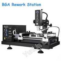 De alta precisión BGA estación 220 V 4800 W Estación de soldadura Control instrumento MESA DE REPARACIÓN BGA ZM-R590