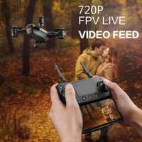 Y logopeda S20W 6 ejes Gyro Mini GPS Drone con 720 p/1080 p Cámara gran angular de 2,4g de altitud espera RC Quadcopter portátil modelo de RC