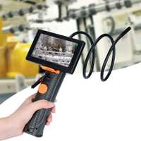 Handheld profesional 4,3 pulgadas serpiente del endoscopio del animascopio Industrial Video inspección Cámara impermeable