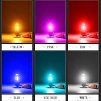 WTS 200 piezas venta al por mayor de coche DRL H3 led 30smd auto niebla lámpara diurna señal bombillas 4014 vehículo luz externa fuente de aparcamiento