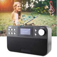 Alta calidad profesional de la Radio GTMedia DR-103B DAB Radio estéreo para el Reino Unido de la UE con Bluetooth altavoz incorporado fácil operación