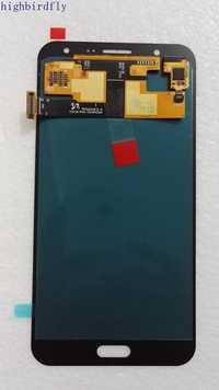 Para Samsung Galaxy J7 2015 J700 J700F J700Y J700M J700FN pantalla Lcd de pantalla táctil de cristal digitalizador Asamblea Amoled