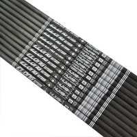 Carbono puro eje 30 espina