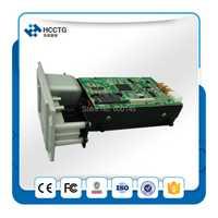 Serie Insertar tarjeta lector de cajero automático y máquina expendedora automática con SDK libre magnético + RFID + tarjeta IC. HCRT288K