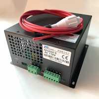 50 W PSU CO2 tubo láser fuente de alimentación para CO2 máquina de corte por grabado láser MYJG-50W 110 V/220 V