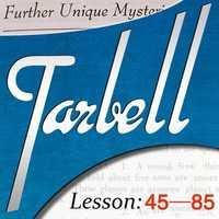 Tarbell Vol.45-Vol.85 por Dan Harlan trucos de magia