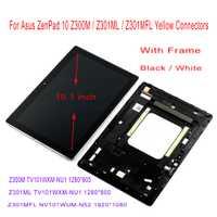 AAA Z300M P00C Z300C Z301MFL P00L LCD pour Asus Zenpad 10 LCD écran tactile assemblée 10.1 avec cadre numériseur outil gratuit