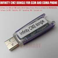 Dernière version chine agent Infinity-boîte Dongle Infinity CM2 boîte Dongle pour téléphones GSM et CDMA livraison gratuite