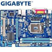 GIGABYTE GA-B75M-D3V placa base de escritorio B75 Socket LGA 1155 i3 i5 i7 DDR3 32G Micro ATX Original B75M-D3V utilizado