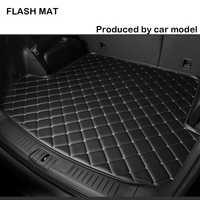 Estera del tronco de coche para bmw g30 bmw e90 f10 f01 f25 f30 f45 x1 x3 f25 x5 f15 e30 e34 e60 e65 e70 e83 320i accesorios del coche