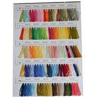 430 colores poliéster hilo bordado punto de cruz hilo patrón Kit bordado hilo de coser Skein mejor precio