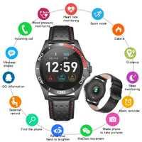 Bluetooth Smartwatch para Android IOS deporte reloj Monitor de ritmo cardíaco sangre presión rastreador de Fitness Mujer relojes pulseras