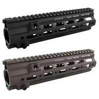 Offre spéciale 9.7 pouces 14 pouces Picatinny système de rail Super modulaire Rail de garde-corps pour HK MR556 HK416 Airsoft
