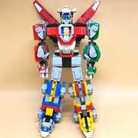 Serie de Ideas Voltron Defender del universo modelo bloques de construcción juguetes compatibles con Legoings 21311 regalo de Navidad