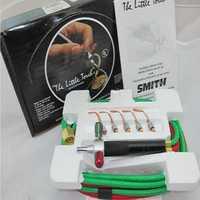Envío libre mini oro plata metal kit soplete la soldadura antorcha de fusión propano calefacción antorcha, encendedor de mano