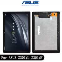 Pantalla LCD NV101WUM-N52 táctil digitalizador de montaje de pantalla para ASUS ZenPad 10 Z301 Z301M Z301ML Z301MF Z301MFL P028 P00L Z300M