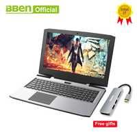 BBEN G16 portátiles de juegos Pro Windows10 computadoras 15,6