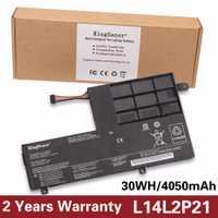 KingSener L14L2P21 batería del ordenador portátil para LENOVO Yoga 500-14ISK S41-70 S41-75 S41-70AM-IFI S41-35 L14M2P21 2ICP6/54/90 7,4 V 30WH