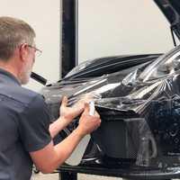 Film de Protection de peinture en TPU Film de Protection en vinyle autocollant de voiture Auto-réparation PPF Transparent bouclier de peinture de voiture taille 1.52x2m Auto-guérison Sunice
