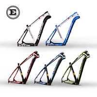 Bicicleta mtb carbono marco 26 27,5