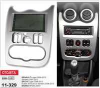 Apto para Renault Logan 2009-2013 Sendero Dacia Logan 2008-2012 Duster Sandero Nissan NP200 2009 android 7,1 gps mp5 coche dvd radio
