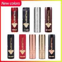 Nuevo cigarrillo electrónico Mech mod Original THC Tauren Mech Mod APOYO DE 18650/20700/21700 del vgod mech pro elite mod