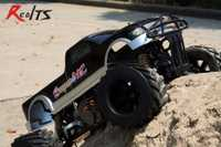 RealTS FS Racing 1/4 scale 4X4 35CC GAS Monster truck control remoto coche RC con transmisor RTR envío gratis