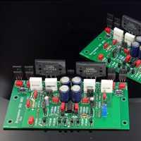 [KIT de bricolaje] clon Burmester 933 Power Amp Kit de amplificador de realimentación de corriente nuevo