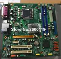 G31 escritorio para G31T-LM 775 sistema Mainboard, probado completamente