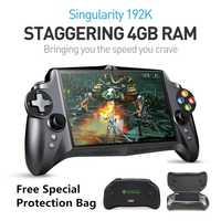 JXD S192K 7 pouces 1920X1200 Quad Core 4G/64GB nouveau GamePad 10000mAh Android 5.1 tablette PC Console de jeu vidéo 18 simulateurs/jeu PC