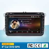 Para VW Passat Jetta Golf Tiguan Touran Skoda Android 7,1 DAB + Radio de coche 2 DIN Wifi Auto Radio la unidad GPS Navi envío gratis