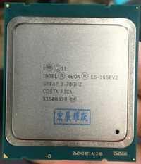 Procesador Intel Xeon E5 1660 V2 E5-1660 V2 CPU LGA2011 servidor 100% procesador funciona correctamente escritorio procesador E5-1660V2