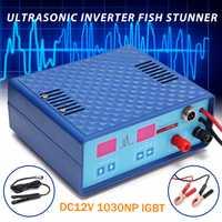 12 V 1030NP onduleur à ultrasons haute puissance onduleur poisson cascadeur électro Fisher outil de pêche Machine