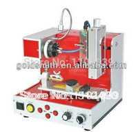 Operación flexible herramienta de grabado digital, anillo de tamaño de la máquina, máquina de grabado brazaletes