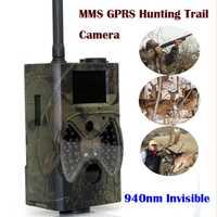 Suntek exploración cámara de caza HC300M HD GPRS MMS Digital 940NM infrarrojos Cámara sendero GSM 2,0 'LCD Hunter Cam foto trampa