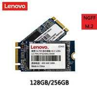 Original Lenovo SSD interna de disco de estado sólido de 256 GB 128 GB Disco Duro NGFF M.2 2242/2280 para computadora portátil PC de escritorio
