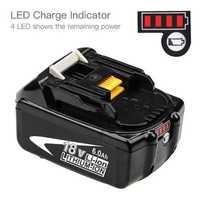 Batterie Rechargeable portative de GTF 18 V batterie de rechange de batterie de Li-Ion de 6AH 6000 mAh pour MAKITA BL1860