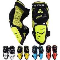 VEMAR MotoGP motocicleta protección rodilleras equipo MTB MX Motocross engranaje Combo Protector de rodilla Moto Driver Racing Guard Pads
