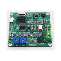 USB DDS generador de señal función generador 1 ~ 5 MHz PWM generador de pulso 0 ~ 10 K Kit de bricolaje M