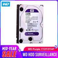 Western Digital WD Purple HDD 1TB 2TB 3TB 4TB SATA 6,0 Gb/s 3,5
