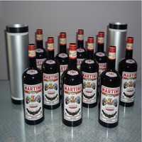 Botellas multiplicadoras/botellas negras que aumentan el movimiento (10 botellas, líquido Pured) trucos de Magia truco de Magia mentalismo ilusión Magia