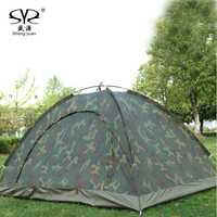 1,4 kg tienda 210D tela Oxford ultraligero 2 Persona doble capas de aluminio Rod Camping Tent 4 temporada con 2 persona carpas