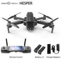 Original HESPER Selfie 4 K Cámara Drone FPV con HD 1080 P Cámara GPS sistema Drones Quadcopter remoto y APP helicóptero de Control