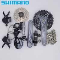 SHIMANO ACERA M3000 27 3*9 velocidad bicicleta de montaña MTB transmisión grupo